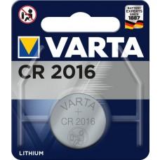 3 x Varta 2016 + LR44
