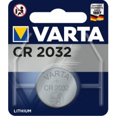 4 x Varta CR 2032 + Cardiocell LR44