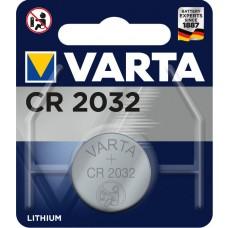 5 x Varta CR 2032 3V + CardioCell LR44