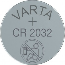 2 x Varta CR 2032 + Cardiocell LR44