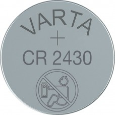 Varta CR2430 6430 101 401 3V Lithium in 1er-Blister