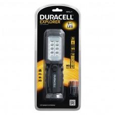 Duracell Explorer Worklamp WKL-1 LED Arbeitsleuchte inkl. Batterien 3xAA