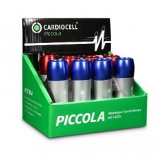 CardioCell Piccola LED-Taschenlampen 12er-Display