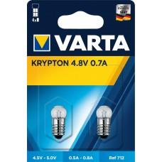 Varta Glühlampen 712 im 2er-Blister