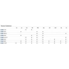 Combur 5 Teststreifen 10 Stück von Roche Diagnostics