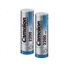 Camelion ICR18650F-22 Lithium-Ion Akku 2200mAh 3,7V Flat-Top