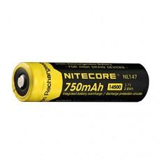 NiteCore NL147 750mAh 14500 3,7V