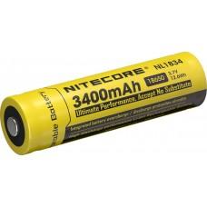 NiteCore NL1834 3400mAh 18650 3,7V