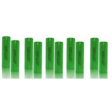 10 x LG INR18650MJ1 - 3500mAh 3,6V - 3,7V Lithium-Ionen-Akku