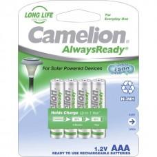 Camelion Micro-Akku HR03 Always Ready Longlife 600mAh im 4er-Blister