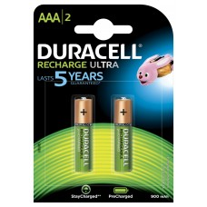 Duracell Micro-Akku Recharge Ultra DX2400 (900mAh) in 2er-Blister