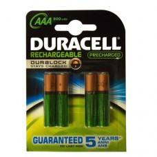 Duracell Micro-Akku Precharged DX2400 (900mAh) in 4er-Blister