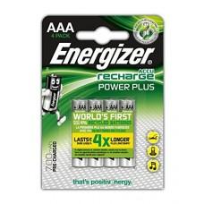 Energizer Micro-Akku Power Plus 700mAh NiMH im 4er-Blister