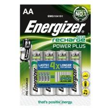 Energizer Mignon-Akku Power Plus 2000mAh NiMH im 4er-Blister