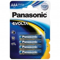 Panasonic Batterie Evolta LR03/ MN2400 / AAA 4er-Blister