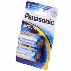 Panasonic Evolta Baby LR14 (C) in 2er-Blister