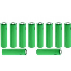 10 x Sony US18650VTC5A Lithium Ionen 18650 35A  2600mAh, einzeln