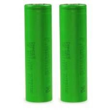 2 x Sony / Murata US18650VTC6 Lithium Ionen 18650 30A 3120mAh 3,6 - 3,7 V