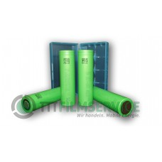 4x Sony US18650VTC6 Lithium Ionen 18650 30A 3120mAh einzeln mit Box