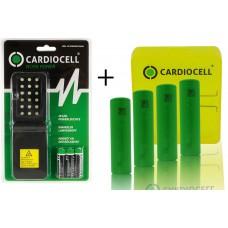 4 x Murata VTC6 + Box + Cardiocell Work