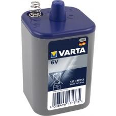 10 x Varta V430 4R25 6V 7500mAh Blockbatterie Zink Kohle Baustellenleuchte